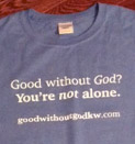 Good Without God T-shirts