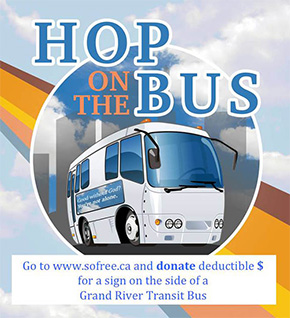 Hop on the Bus poster